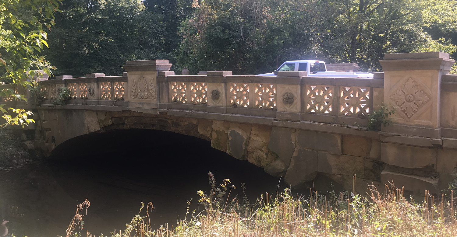 Bernheim Bridge repair project to begin in Cherokee Park