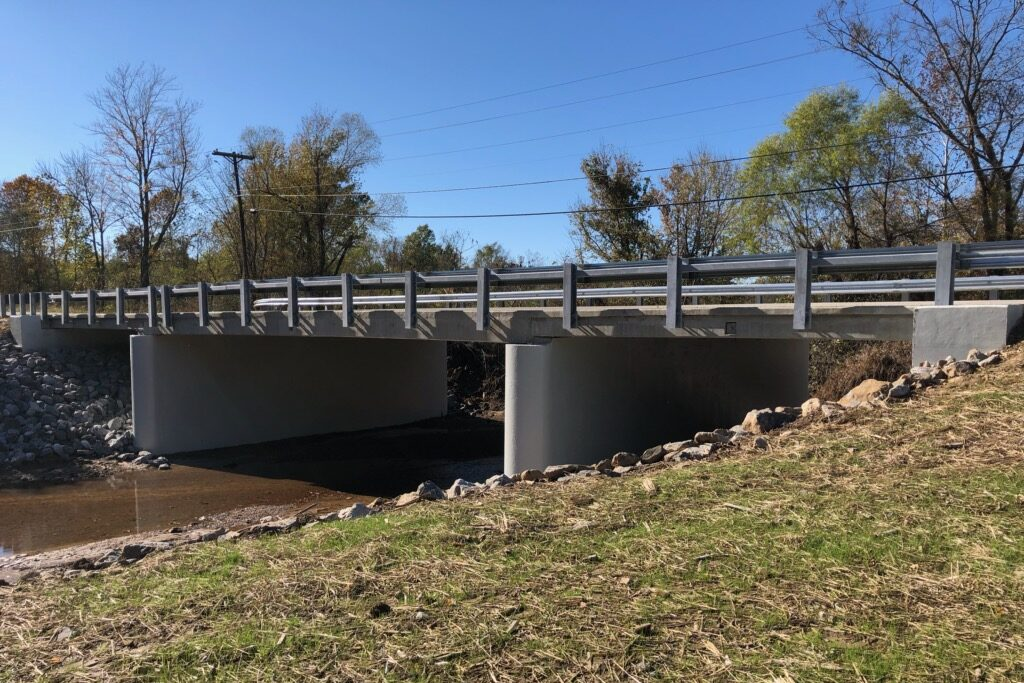 KYTC completes 100th bridge project through innovative Bridging Kentucky Program