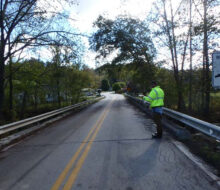U.S. 460 Bridge in Morgan County Receiving Upgrades