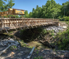100+ Bridges Completed in 2020 through the Bridging Kentucky Program