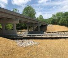 Three-Bridge Replacement Project Completed in Grant County