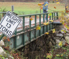 Construction Underway to Replace 95-Year-Old Bridge in Lawrence County